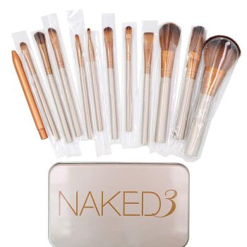 12 Pics Naked 3 Makeup Brush in Bangladesh