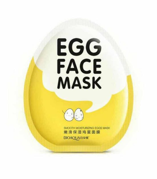 Egg Face Mask in Bangladesh