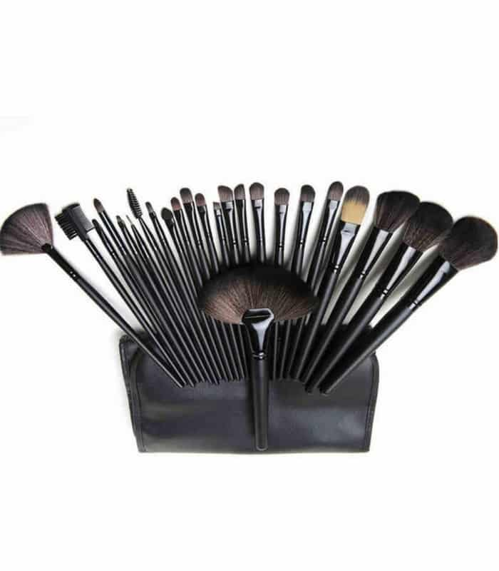 MAC Makeup Brush Set – 24 Pieces – Black in Bangladesh · MAC ...