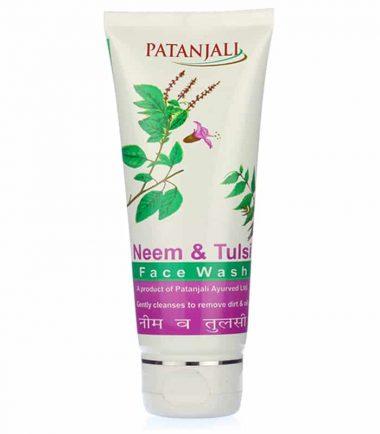 Patanjali Neem & Tulsi Face Wash in Bangladesh