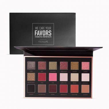 Focallure FAVORS Eyeshadow Palette Price In Bangladesh