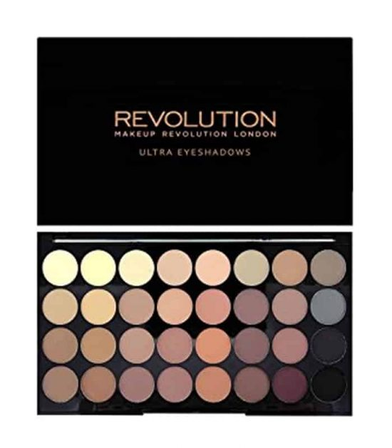 Makeup Revolution Ultra Profesional 35 Shade Eyeshadow Palette in bangladesh