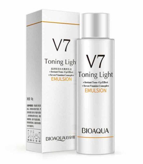 V7 Toning light Cream in Bangladesh