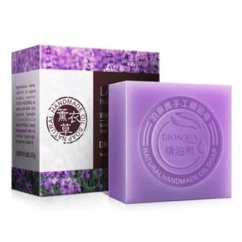 Bioaqua Lavender Natural Oil Soap in Bangladesh