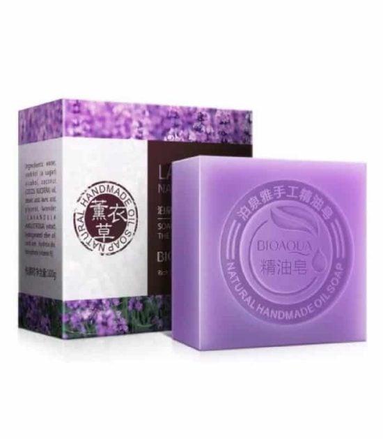 Bioaqua Lavender Natural Oil Soap in Bangladesh