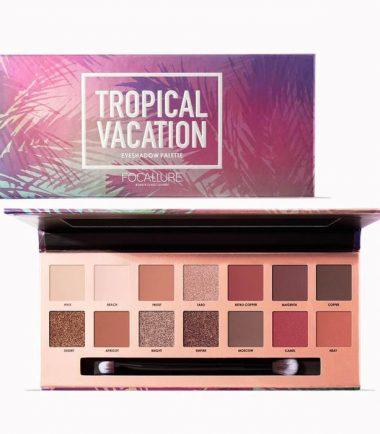 Focallure Tropical Vacation Eyeshadow palette Price In Bangladesh
