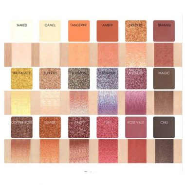 Focallure Twilight 18 Shades Full Funcation Palette in Bangladesh