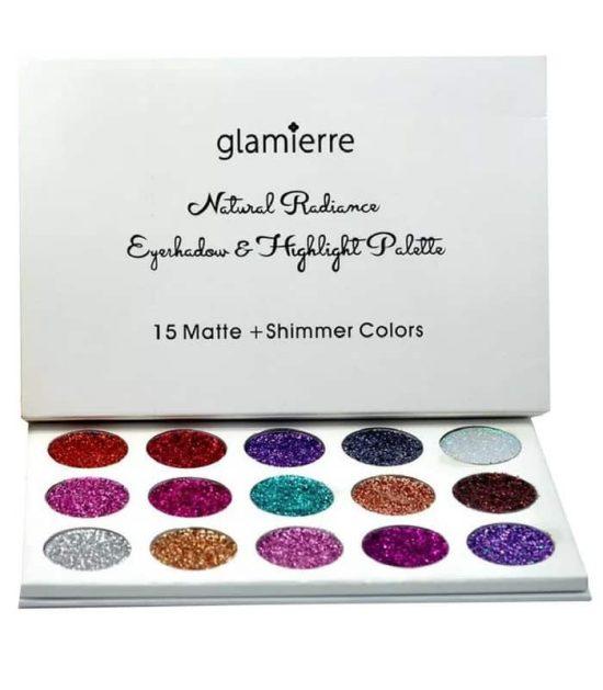 Glamierre Unicorn Glitter Eyeshadow Palette in Bangladesh