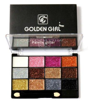 Golden Girl Palette Glitter in Bangladesh