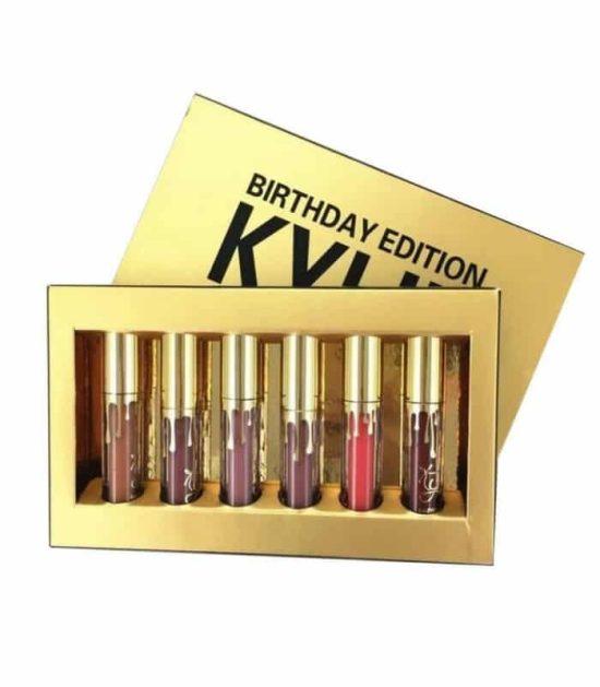 Kylie Birthday Edition Matte Liquid Lipstick in Bangladesh