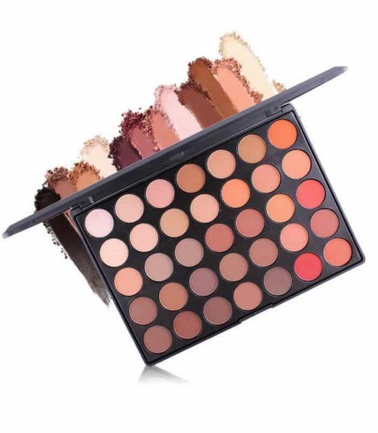 Miss Rose 35 Colour High Gloss Eyeshadow