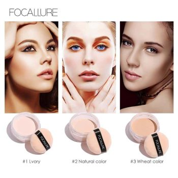 FOCALLURE Loose Powder FA15
