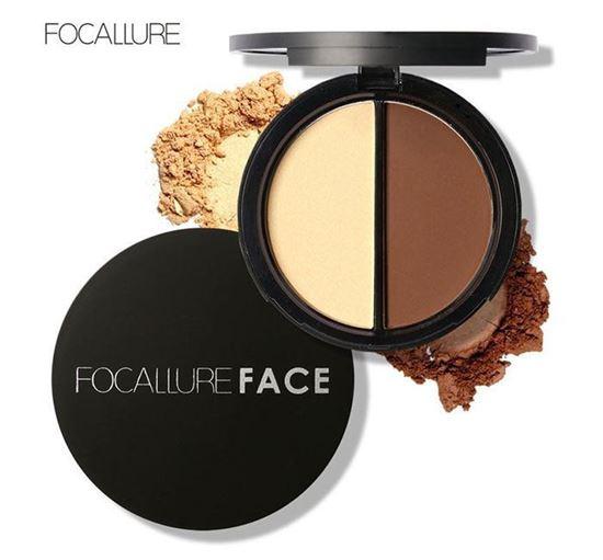 Focallure Highlighter & Bronzer Duo fa05