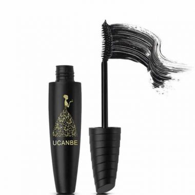 UCANBE Brand 3D Black Curling Mascara Makeup Volume Quick Dry Thick Extension Lengthening Eyelashes Waterproof Lasting Cosmetics Rated 4.8 /5 based on 1174 customer reviews 4.8 (1174 votes)