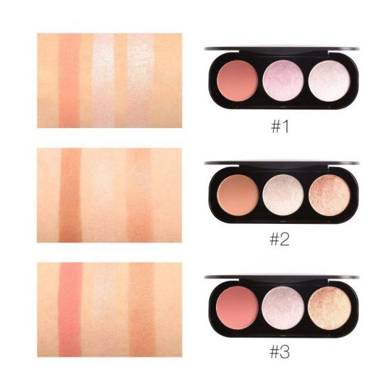 Focallure Blush and Highlighter Palette
