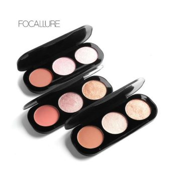 Focallure Blush and Highlighter Palette Fa26