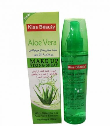 Kiss Beauty Aloe Fresh Makeup Fix Spray