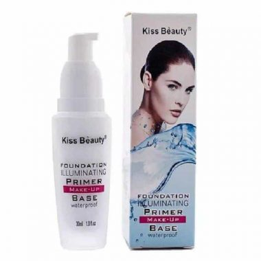 Kiss Beauty Foundation Illumiating Primer