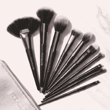 focallure 10 pcs brush sets