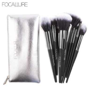 Focallure 10Pcs Professional Makeup Brush Set