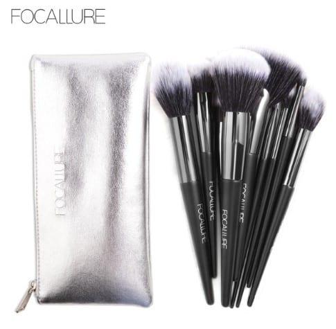 Focallure 10Pcs Professional Makeup Brush Set