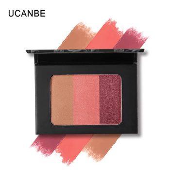 Ucanbe 3 In 1 Blush Powder In Bangladesh