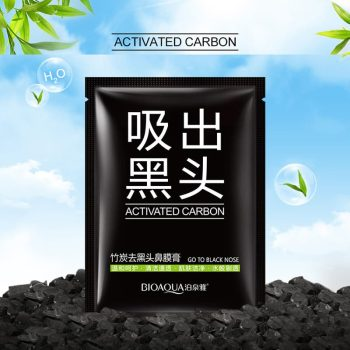 Bioaqua Activated Carbon Blackhead Removal Mask