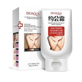 Bioaqua Pearl Delicate Silky Body Cream