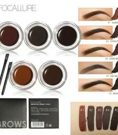 FOCALLURE Eyebrow Gel Cream Price In Bangladesh