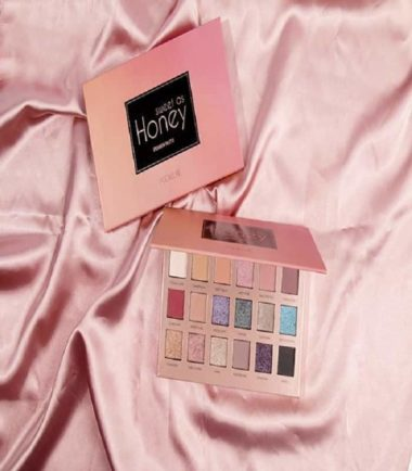 Sweet As Honey Eyeshdow Palette