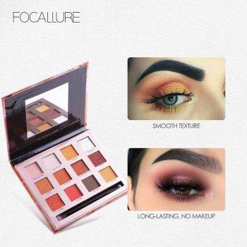Focallure Sunset Eyeshadow Palette Price in Bangladesh