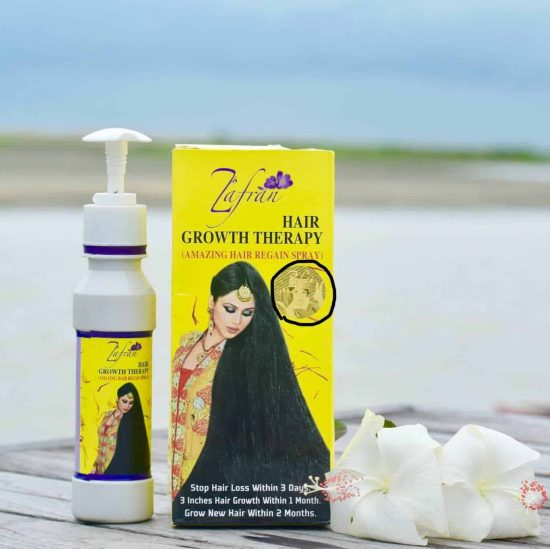 Zafran Hair growth Therapy