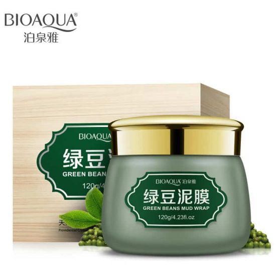 Bioaqua Green Beans Mud mask