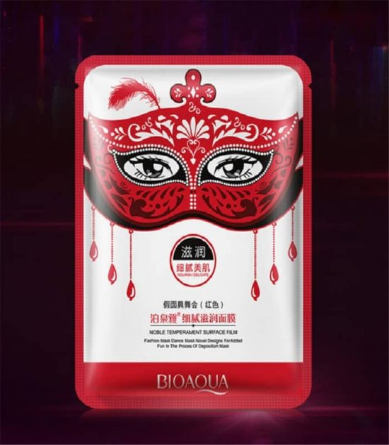 Bioaqua Masquerade Mask