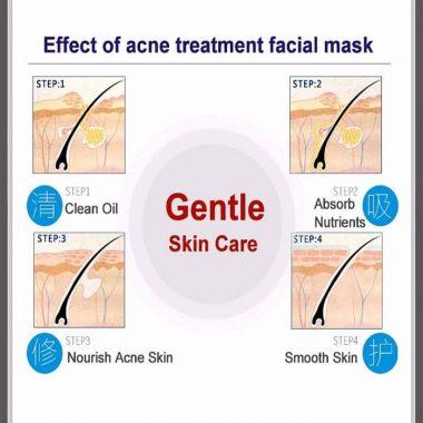 BIOAQUA Pure Skin Moisturizing Facial Mask