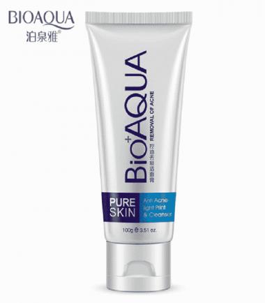 Bioaqua Anti Acne Light Print & Cleanser