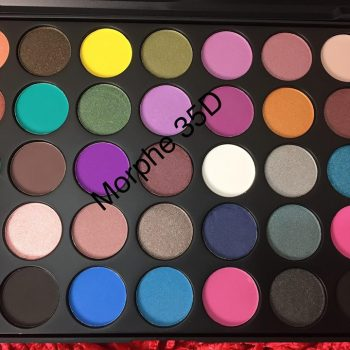 Morphe 35D Eyeshadow Palette