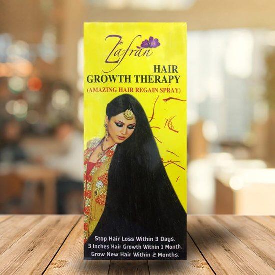 zafran hair oil