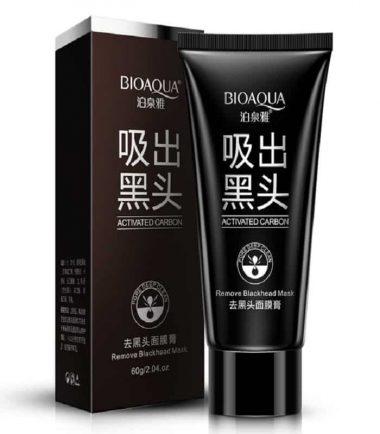 Bioaqua Activated Carbon Remove Blackhead Mask