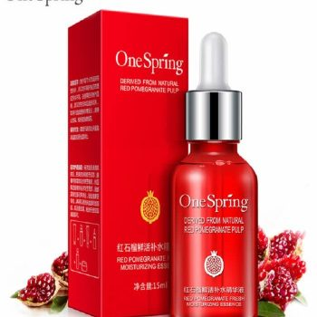 One Spring Red Pomegranate Serum