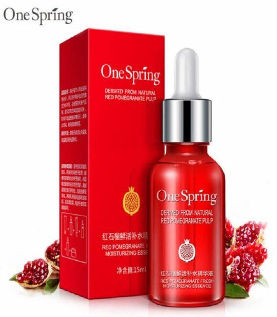 One Spring Red Pomegranate Serum