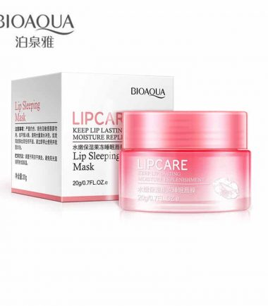 BIOAQUA Strawberry Lip Care Sleeping Mask