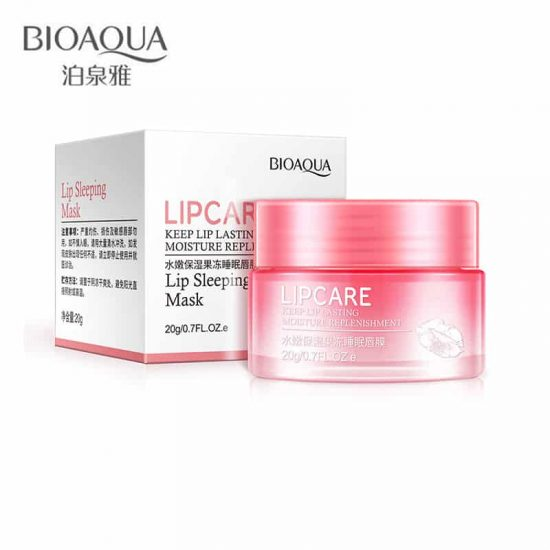 BIOAQUA Strawberry Lip Care Sleeping Mask