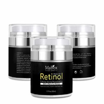 Mabox Retinol Moisturizer Face Cream