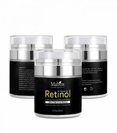 Mabox Retinol Moisturizer Face Cream