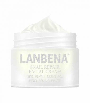 Lanbena Snail Repair Whitening Facial Cream Price In Bangladesh