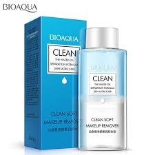 Bioaqua Clean Soft Makeup Remover