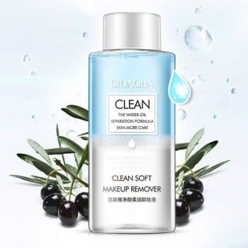 Clean Soft Makeup Remover