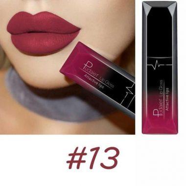 Pudaier Liquid Lip Gloss Lipstick #13