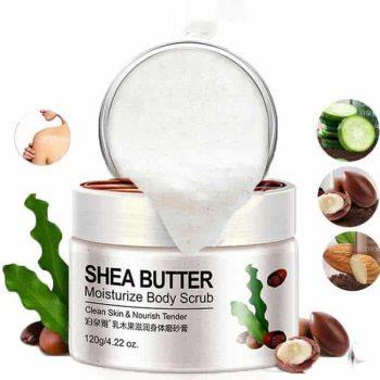 BIOAQUA Shea Butter Moisturize Body Scrub